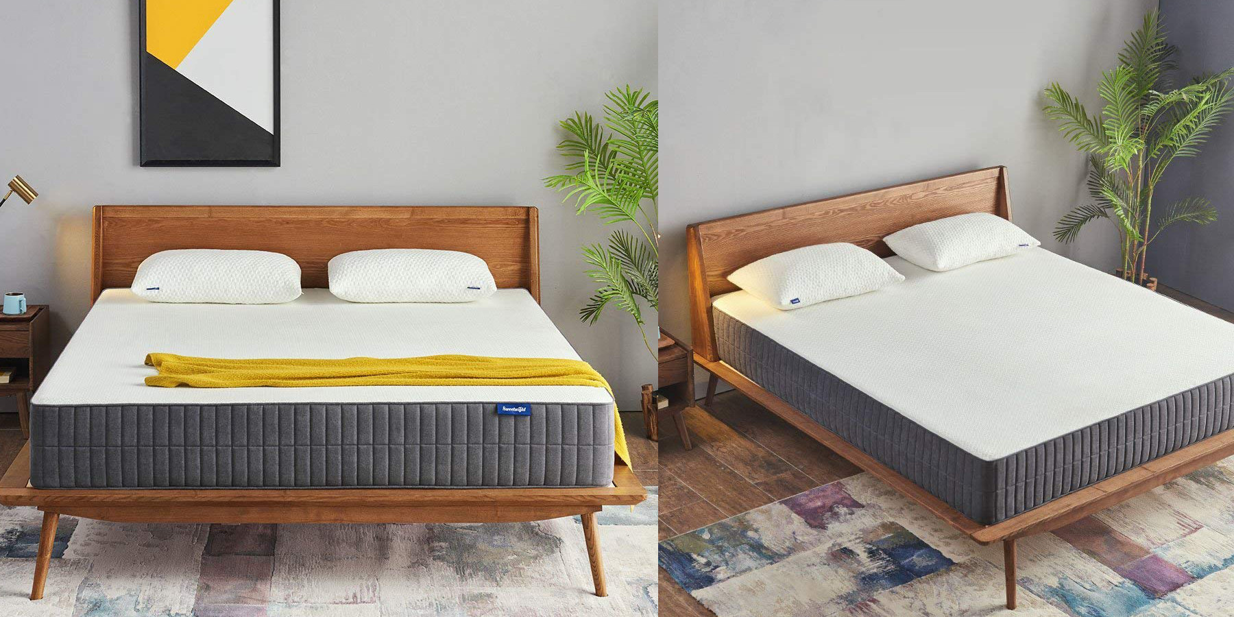 Treat yourself to a new mattress from $186 in today's Amazon Gold Box (up to 75% off)