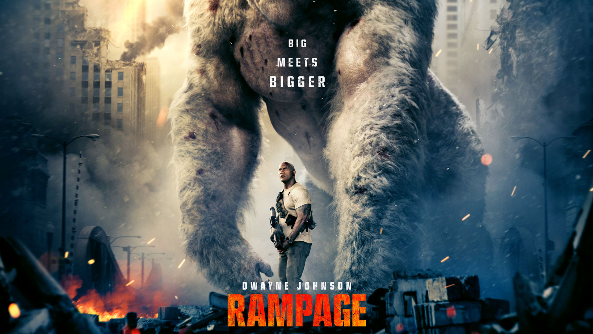 Blu-rays from $11: Rampage, Maze Runner The Scorch Trials 4K, Halloween 4K, Tag, more