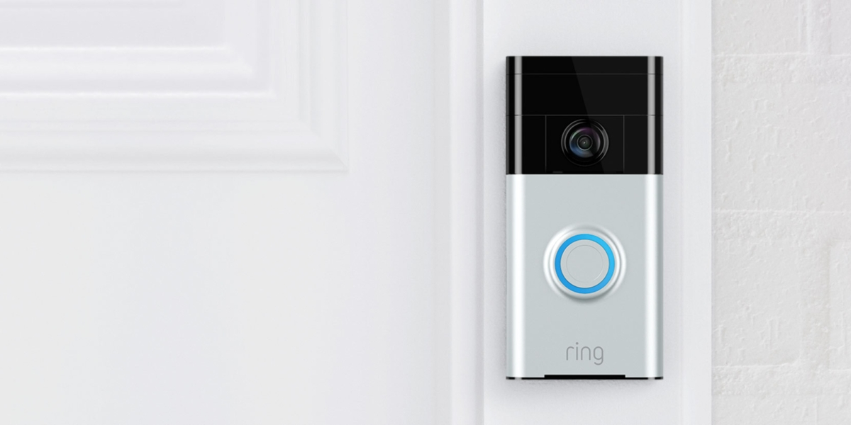 ring doorbell alexa