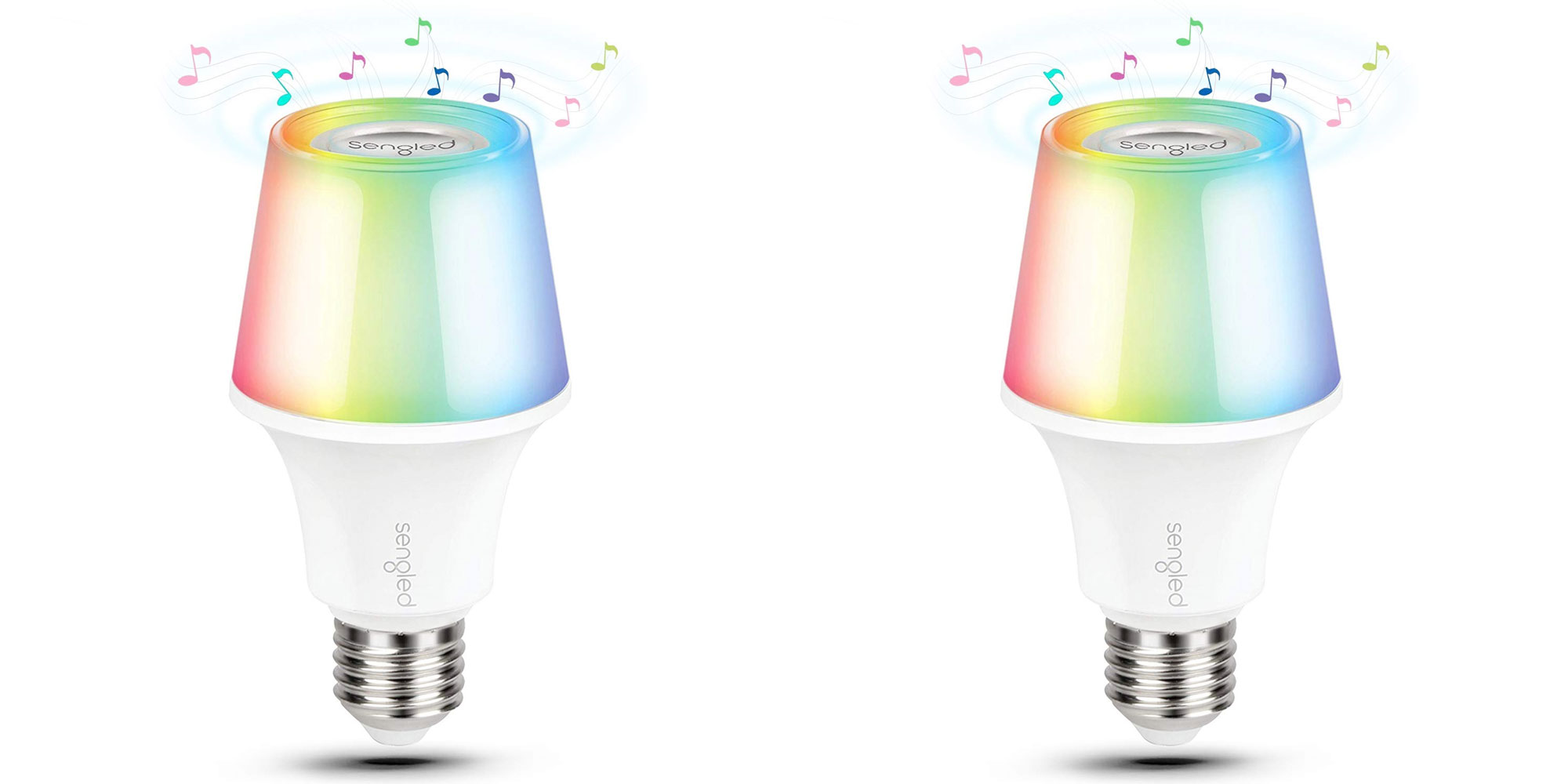 Sengled's latest smart RGBW LED bulb also has a Bluetooth speaker for $28 shipped
