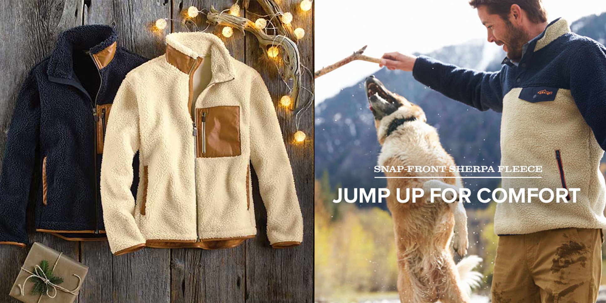 Sherpa jackets and vests are all the rage this fall, here are our favorites from $55