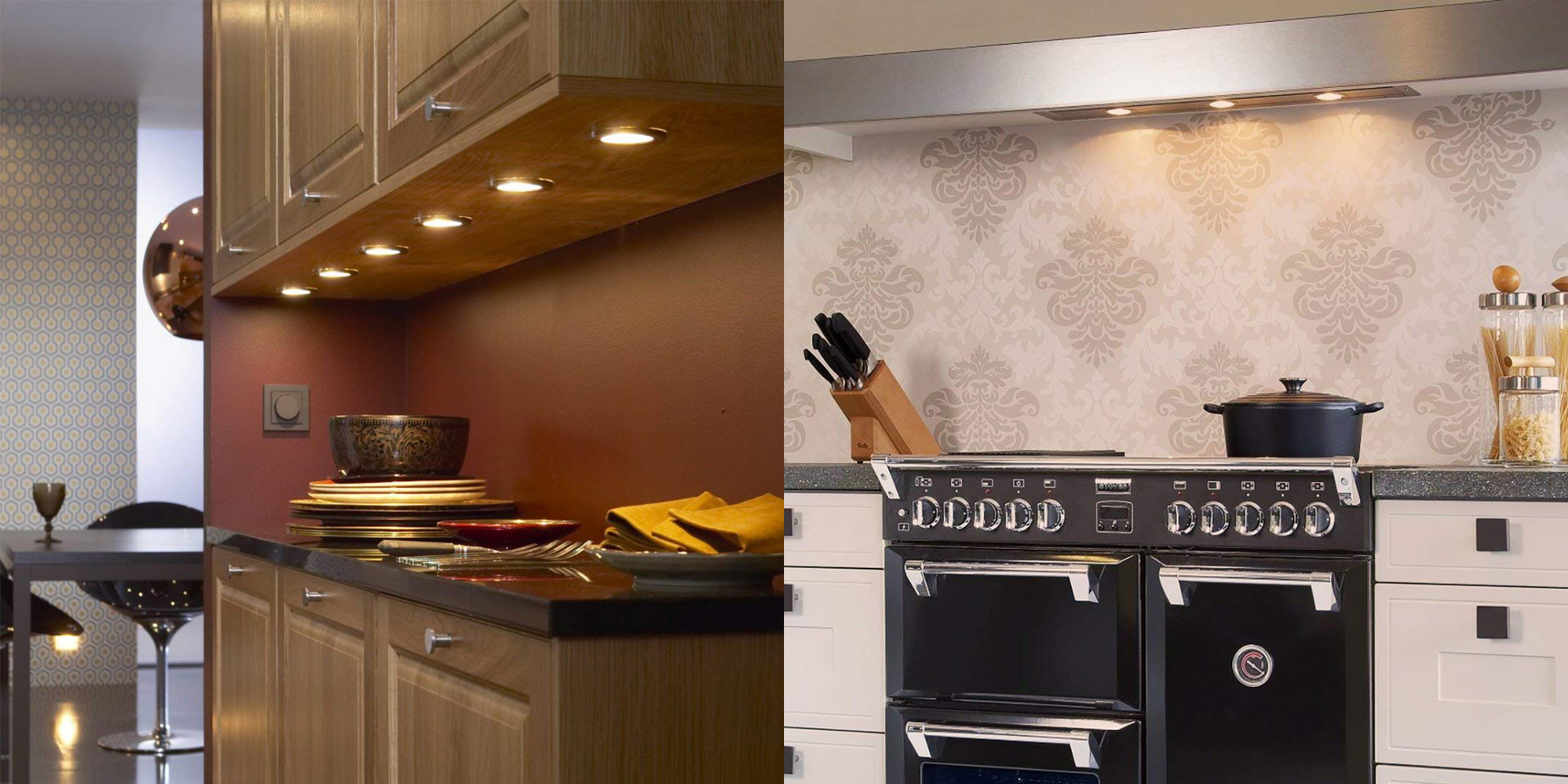 Under Cabinet Lighting Kit For An All Time Low Of $10 (50% Off)