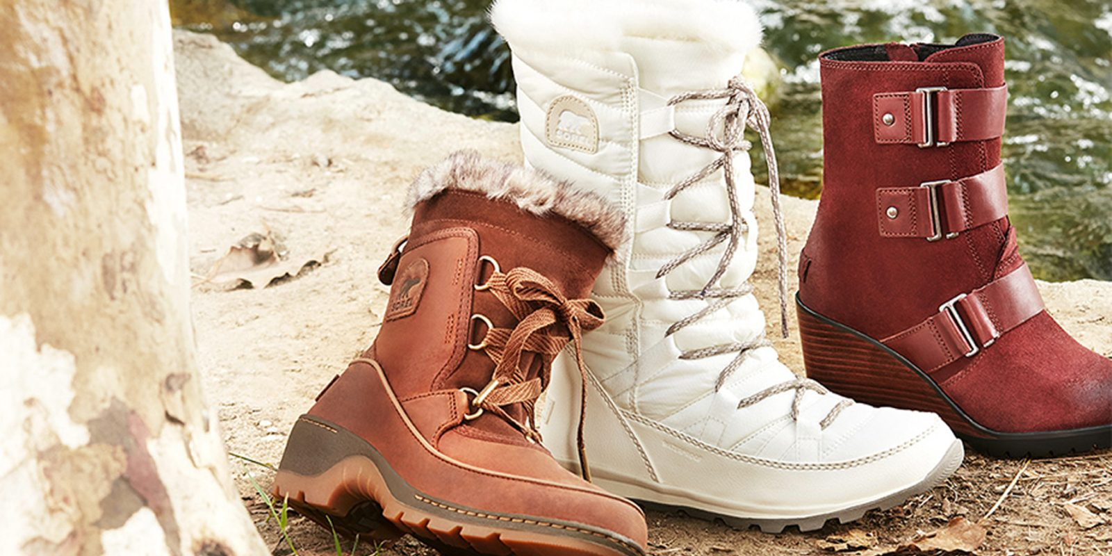 28f3c50ac1e3 Sorel s End of Season Sale offers up to 40% off its most popular boots from   53