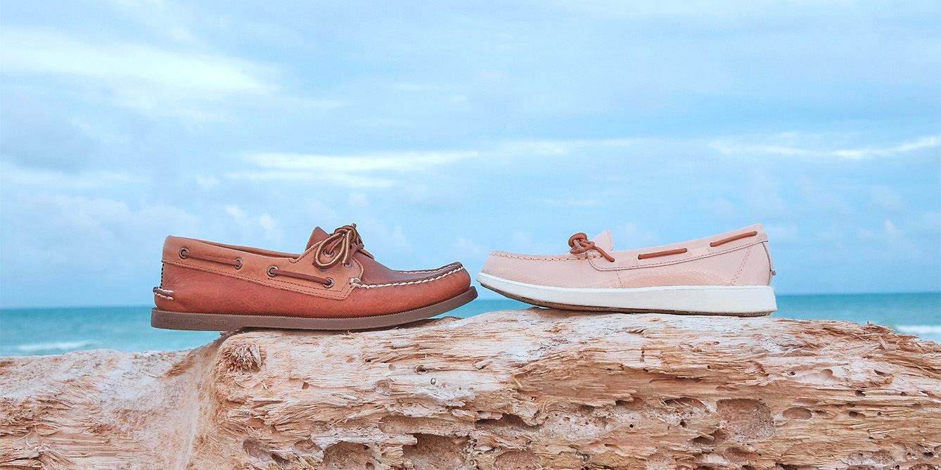 off boat shoes, sandals
