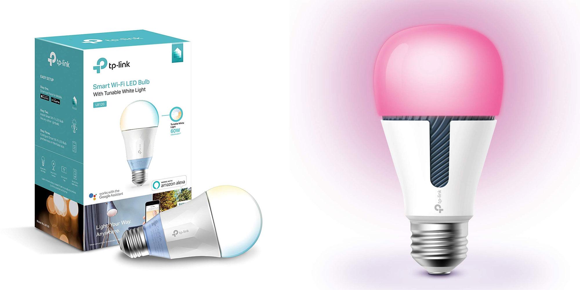 TP-Link Kasa Smart Bulb and RGB
