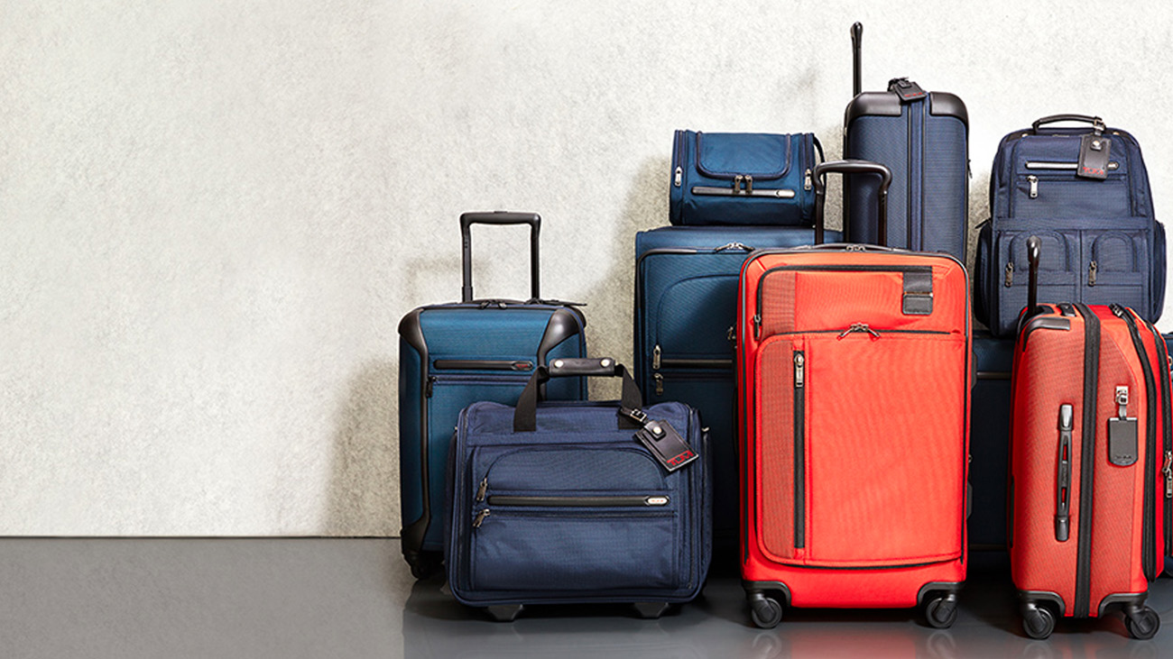 TUMI Semi-Annual Sale gets you ready for holiday travel: luggage, briefcases & more from $59