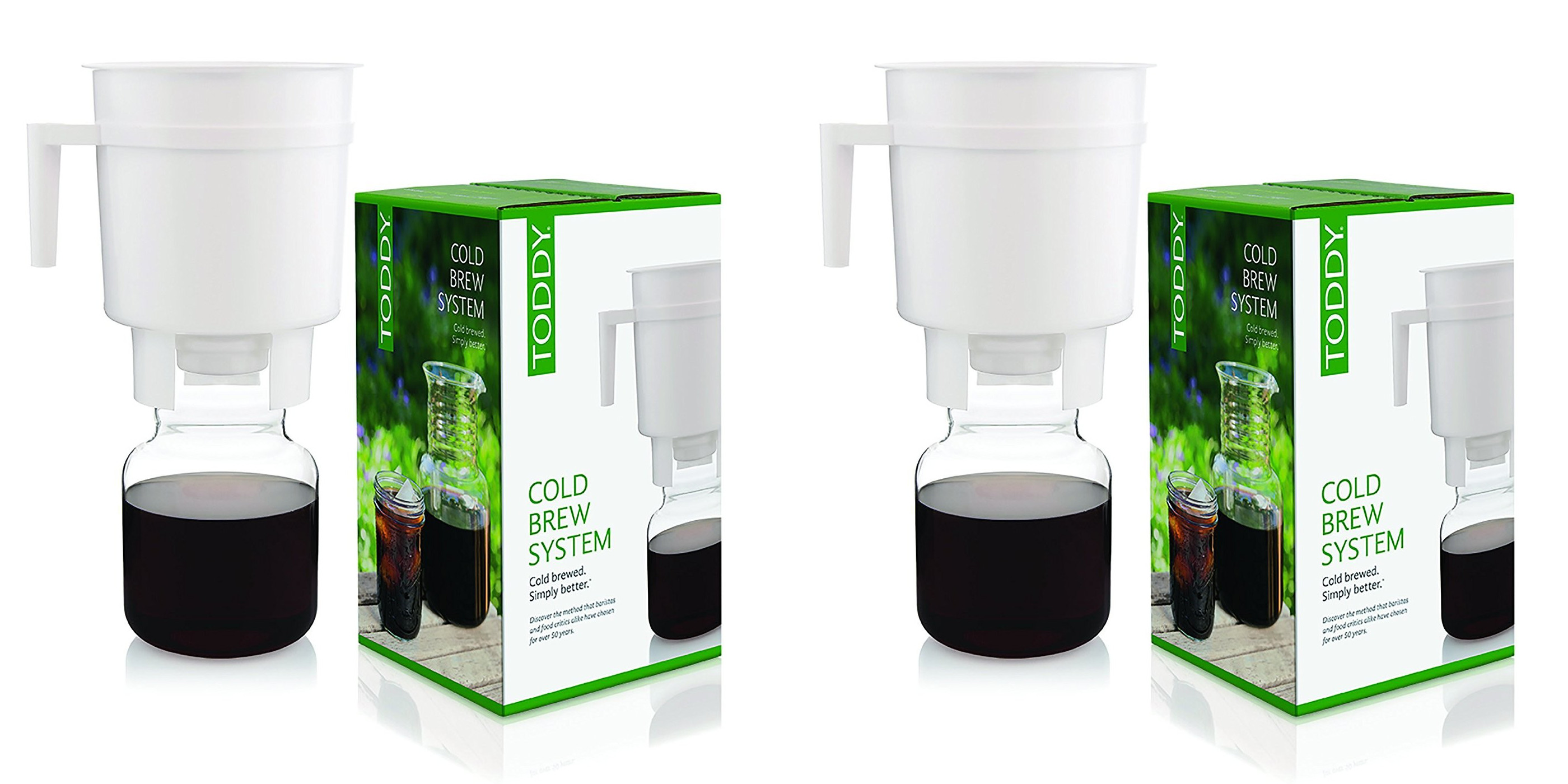 Toddy Cold/Hot Brew Pour-Over Coffee System hits Amazon low at $17.50 (Reg. $35)