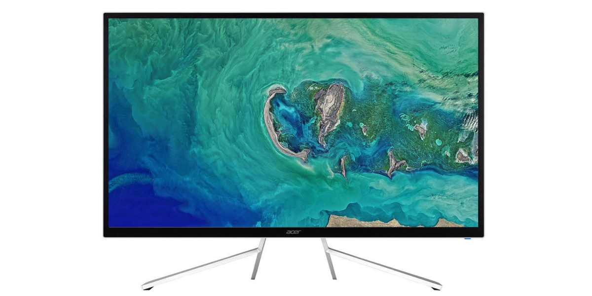 Acer 32-inch 4K Monitor