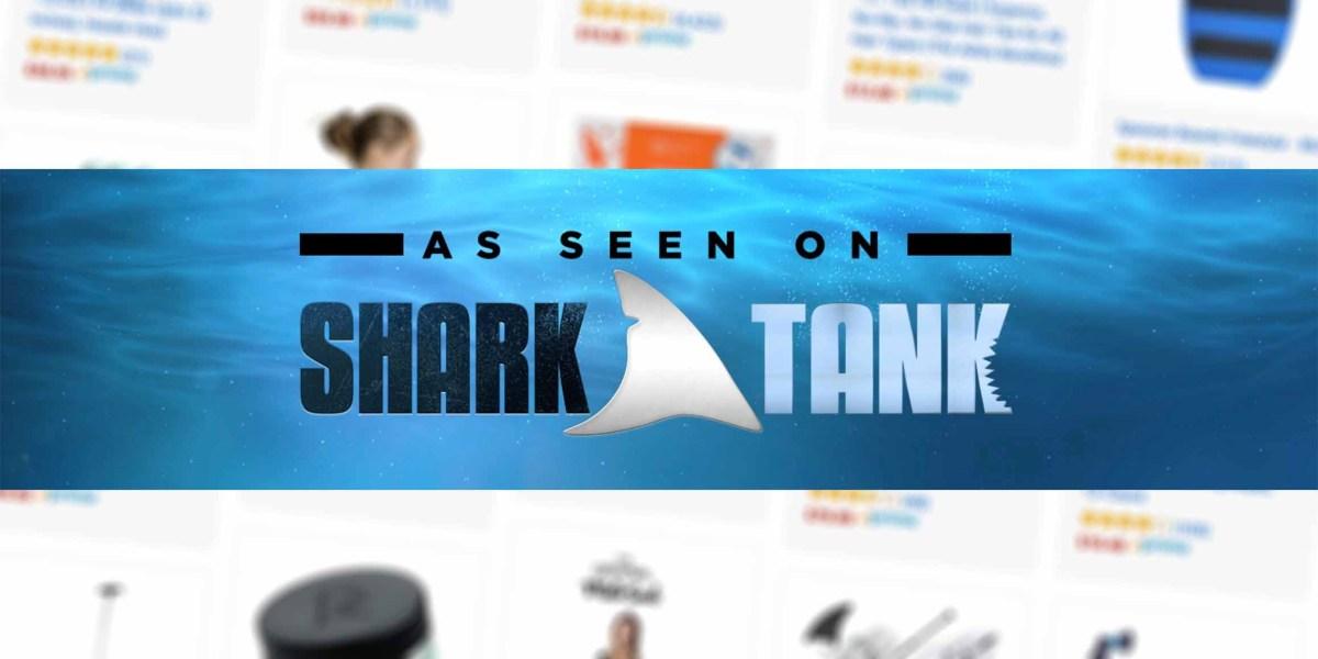 Amazon Launch Pad Shark Tank store