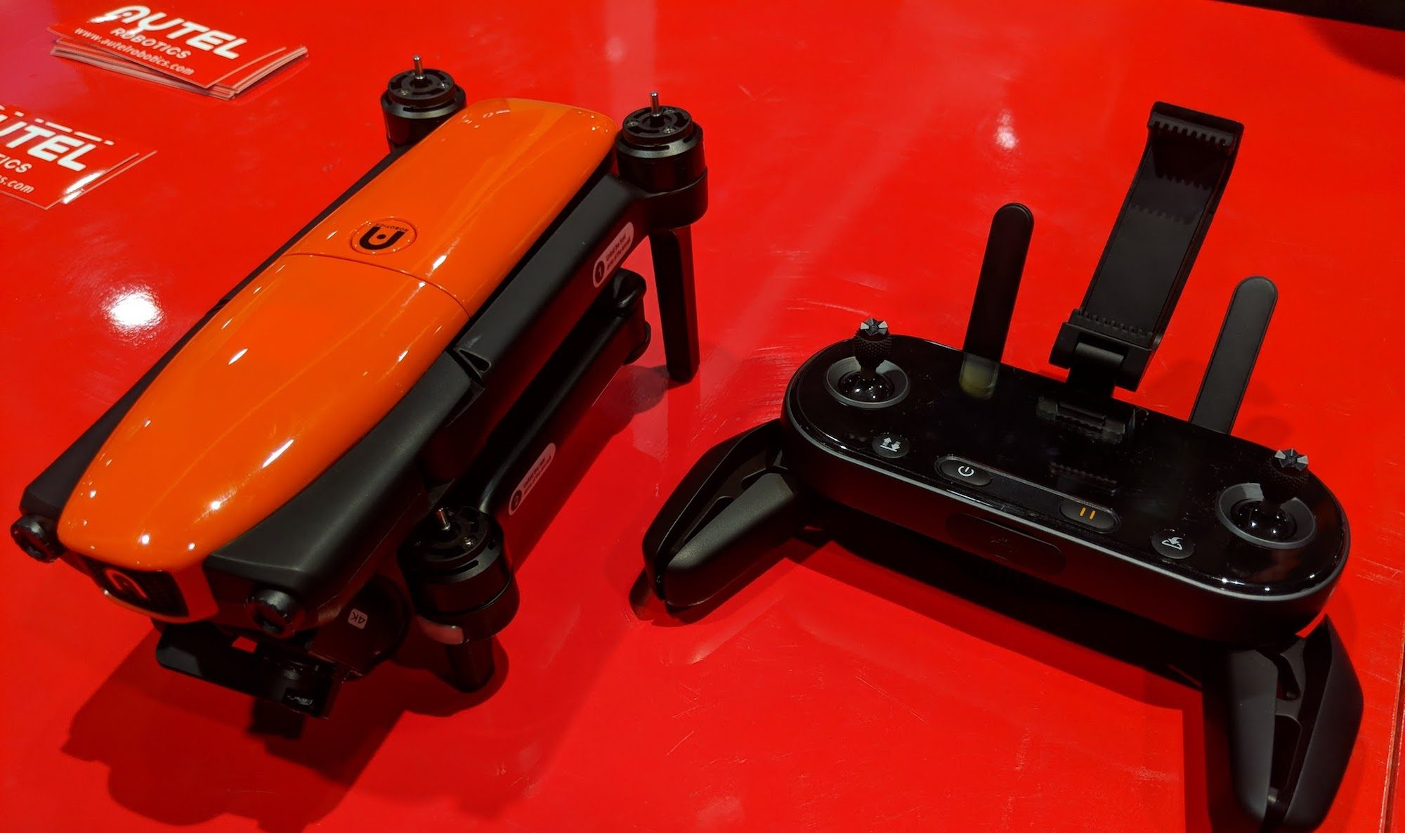 Score the Autel EVO drone + 2 batteries & more for $949 with our exclusive code ($1,150 value)