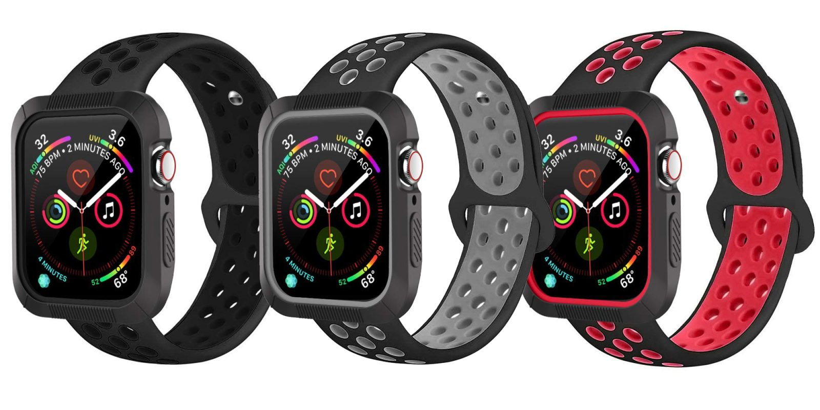54cc7e3a8 Get the Nike look on your Apple Watch for a fraction of Apple's cost at  just $5 shipped