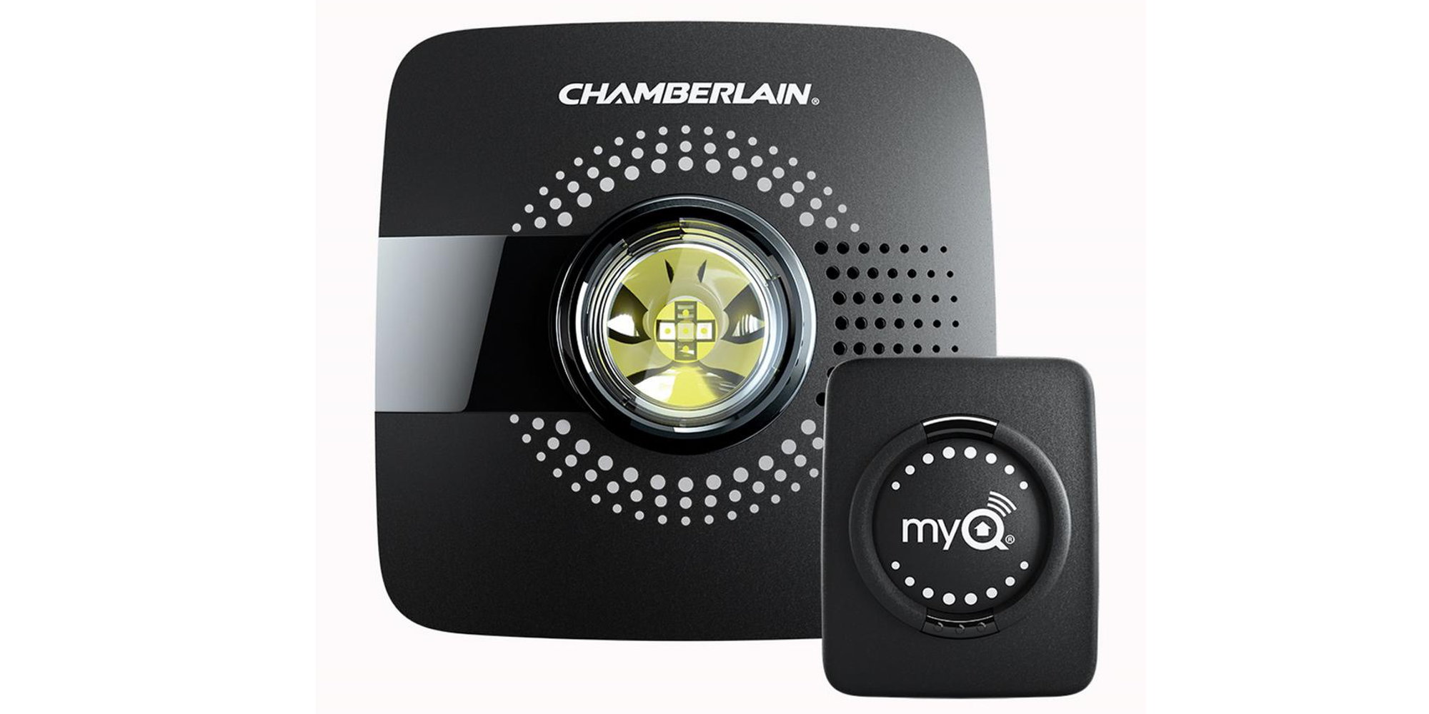 Add Alexa control to your garage door with Chamberlain's $50 MyQ Hub at a new low ($30 off)
