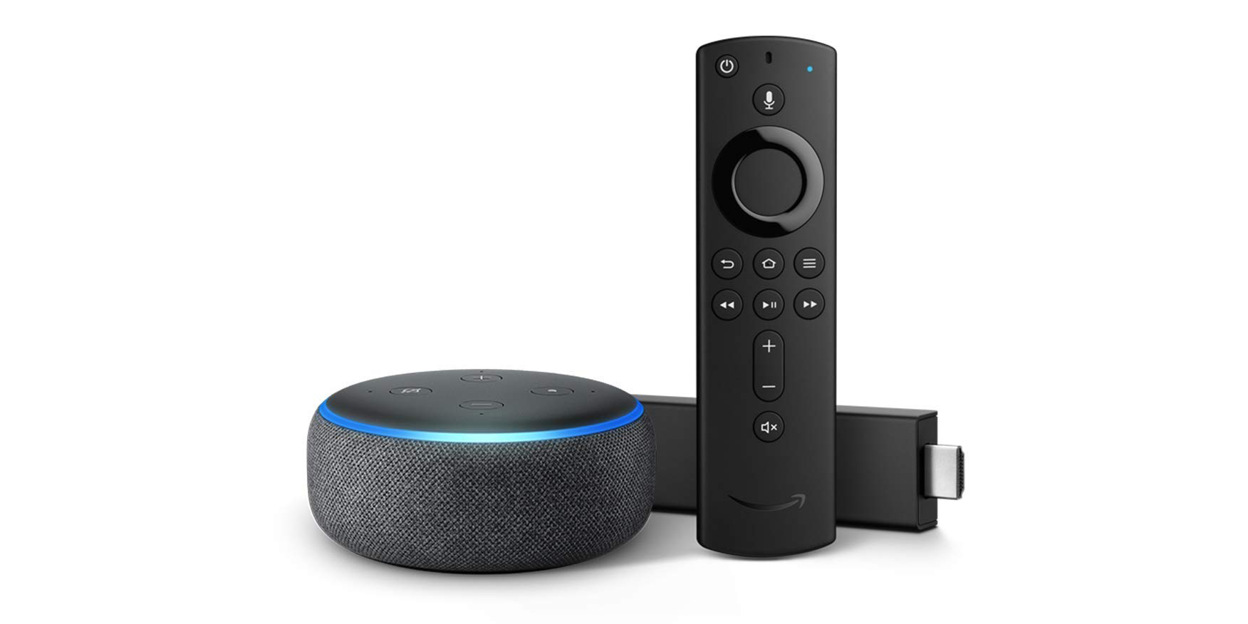 Amazon's new Fire TV Stick 4K comes bundled w/ the latest Echo Dot for $80 (20% off)