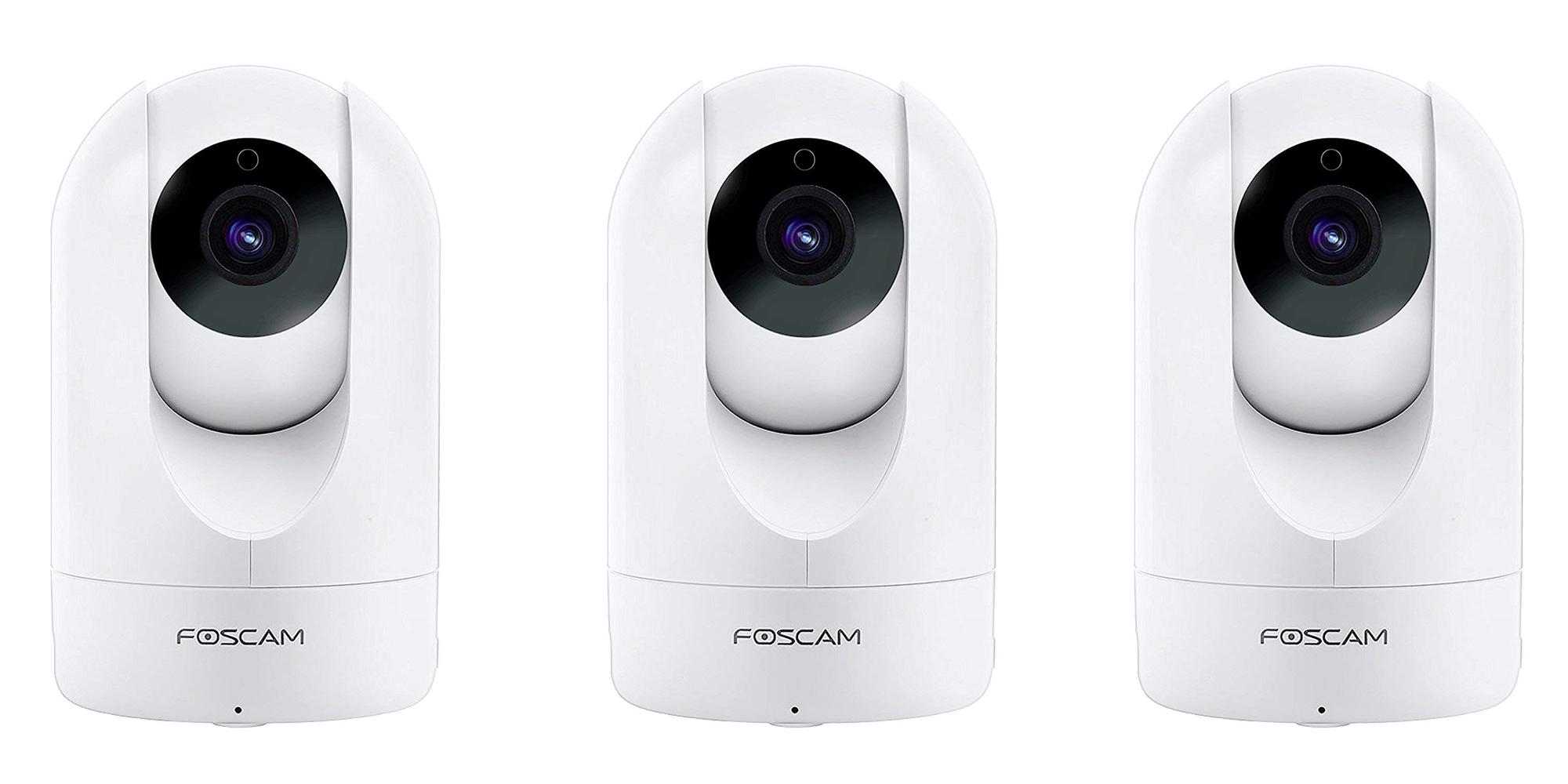 Surveil your home w/ Foscam's 1080p Wi-Fi Pan/Tilt/Zoom Camera at $70 (Reg. $85)
