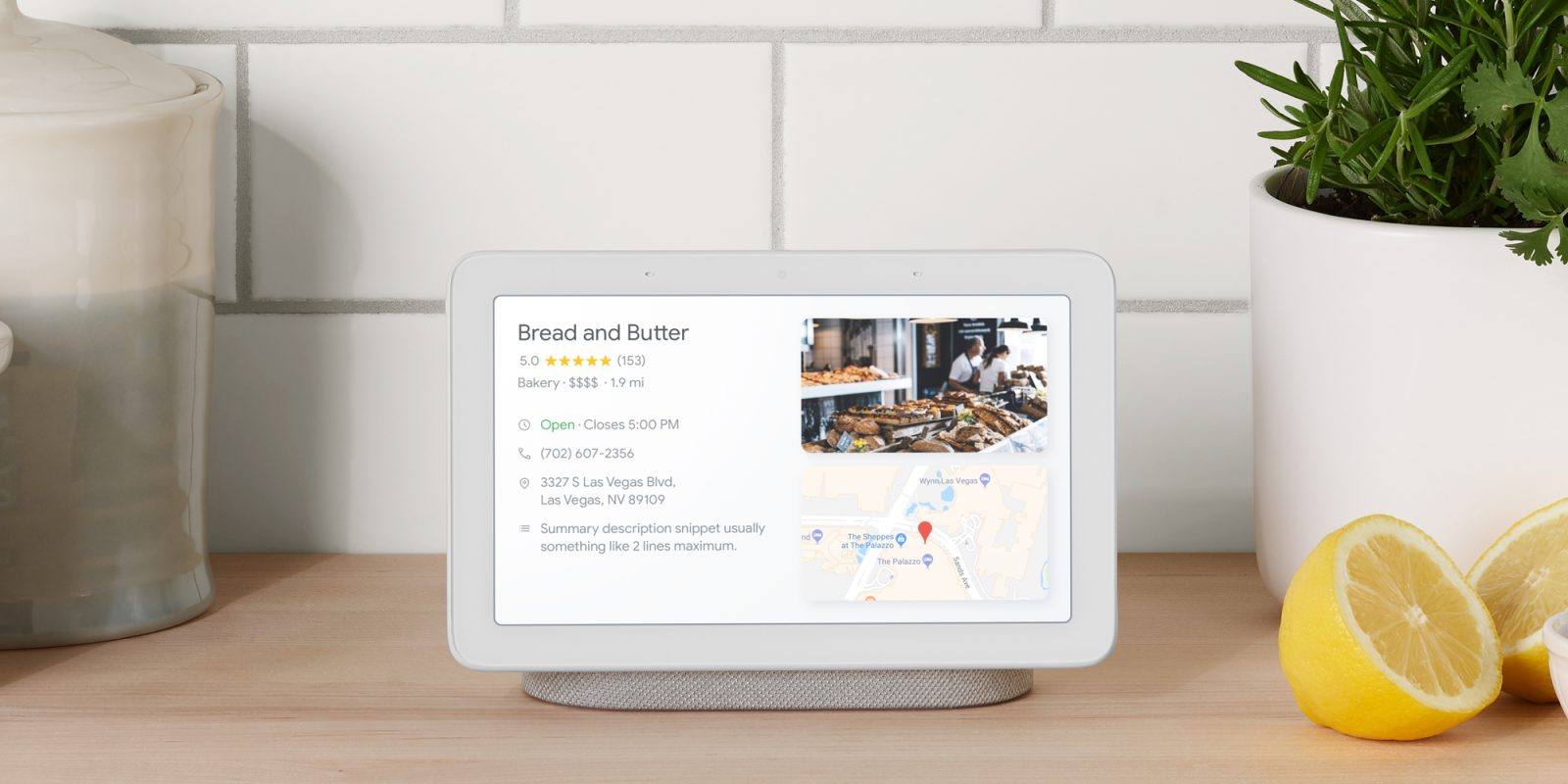 Keep tabs on your security cameras and much more w/ Google's