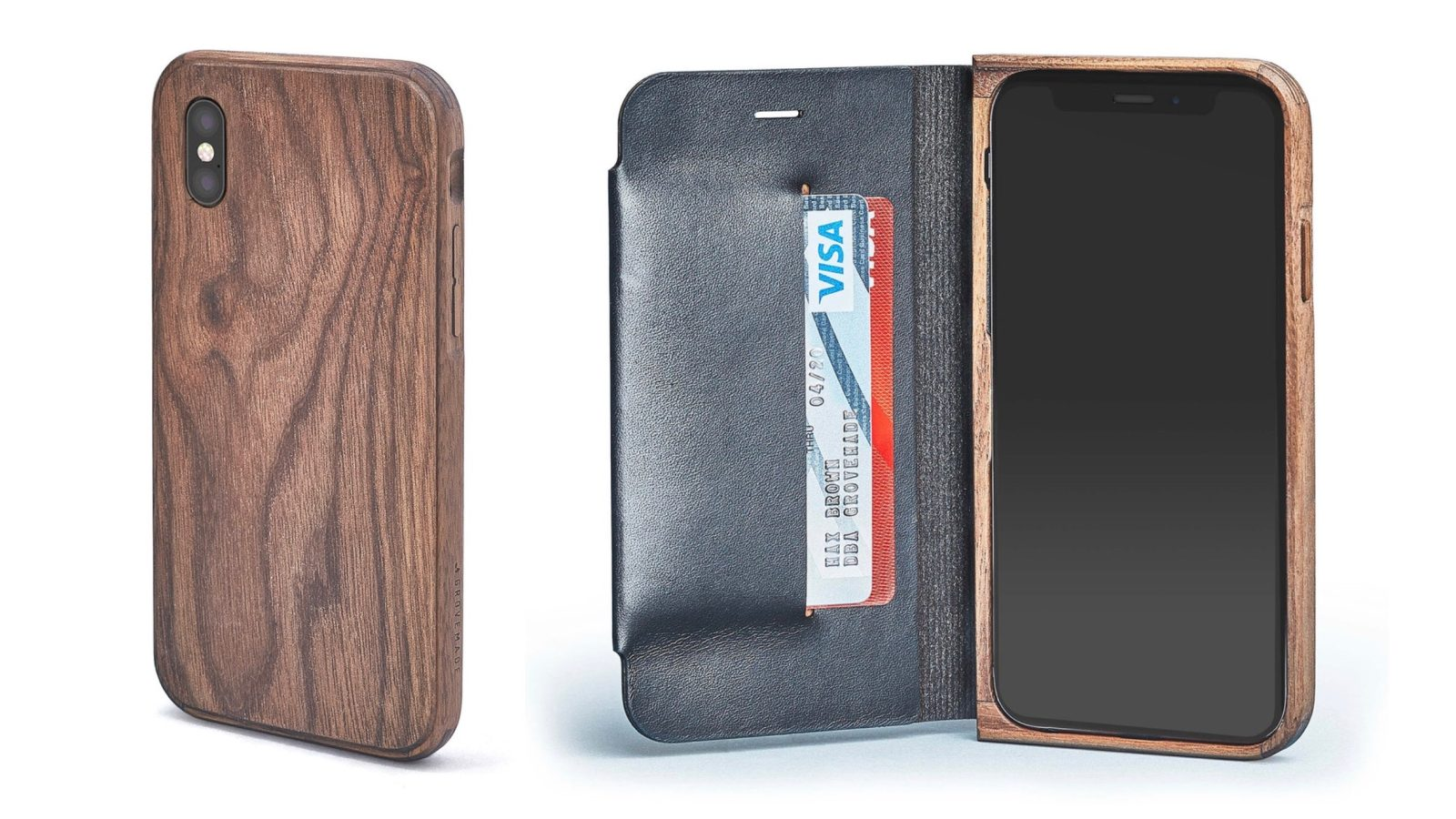 sports shoes ebf63 c02ff Grovemade's artisan lineup of wood iPhone cases available for XS/Max ...