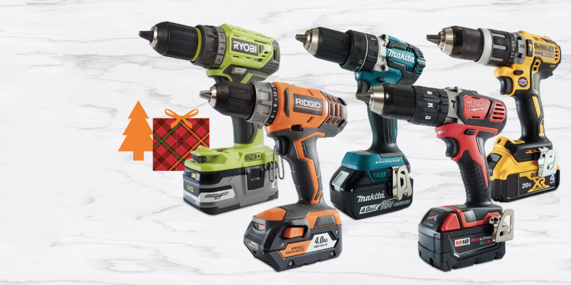 Home Depot has a massive tool kit sale w/ deals on Ryobi, DeWalt and more from $149