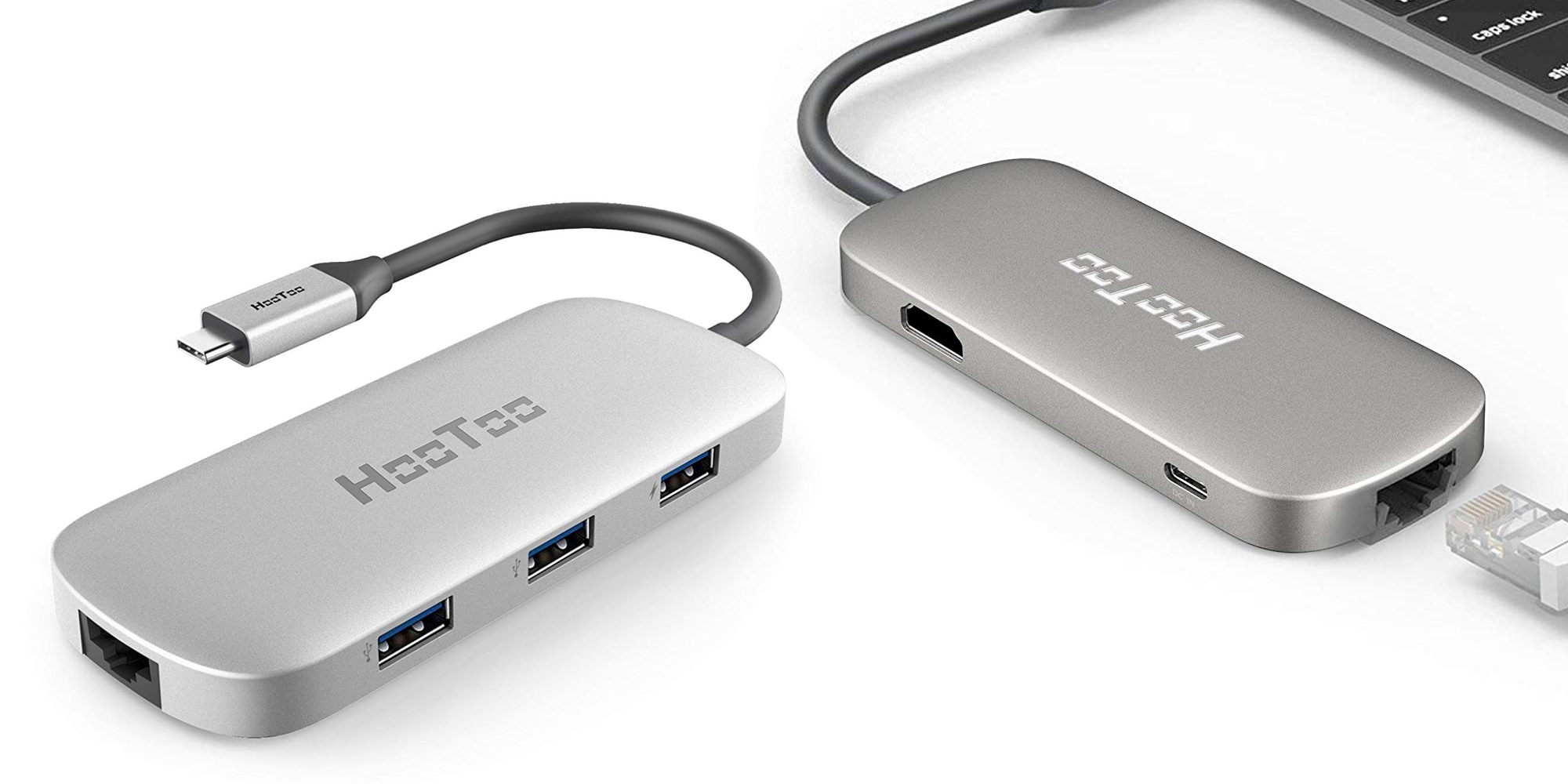 Pair your MacBook w/ this 6-in-1 USB-C Hub features Ethernet and more for $35 (40% off)