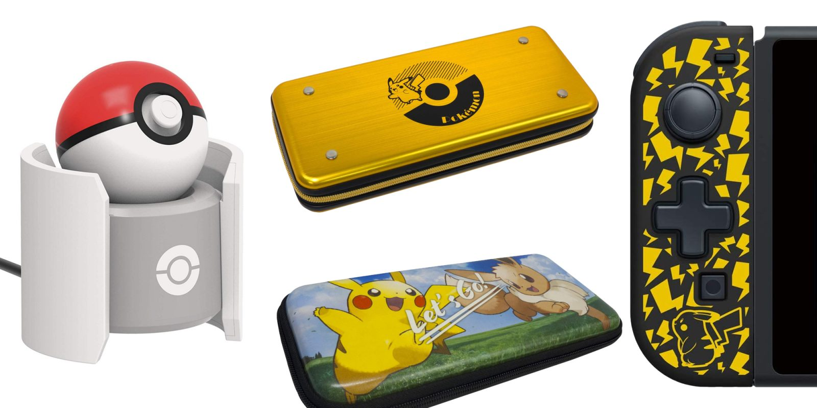 Hori Pokémon Switch accessories are now up for preorder