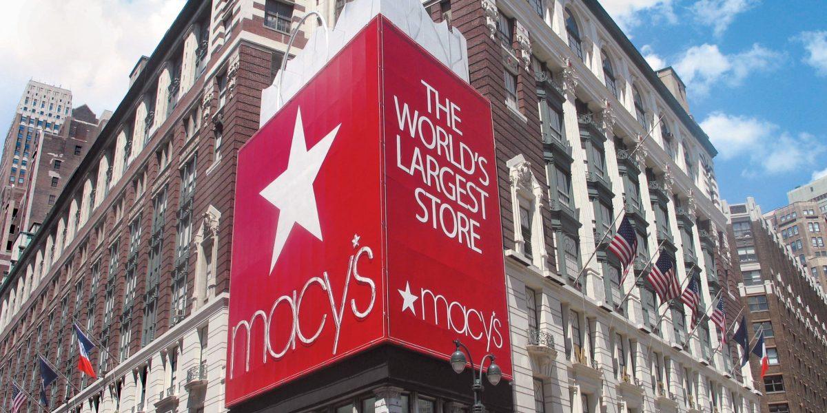 macy's black friday store