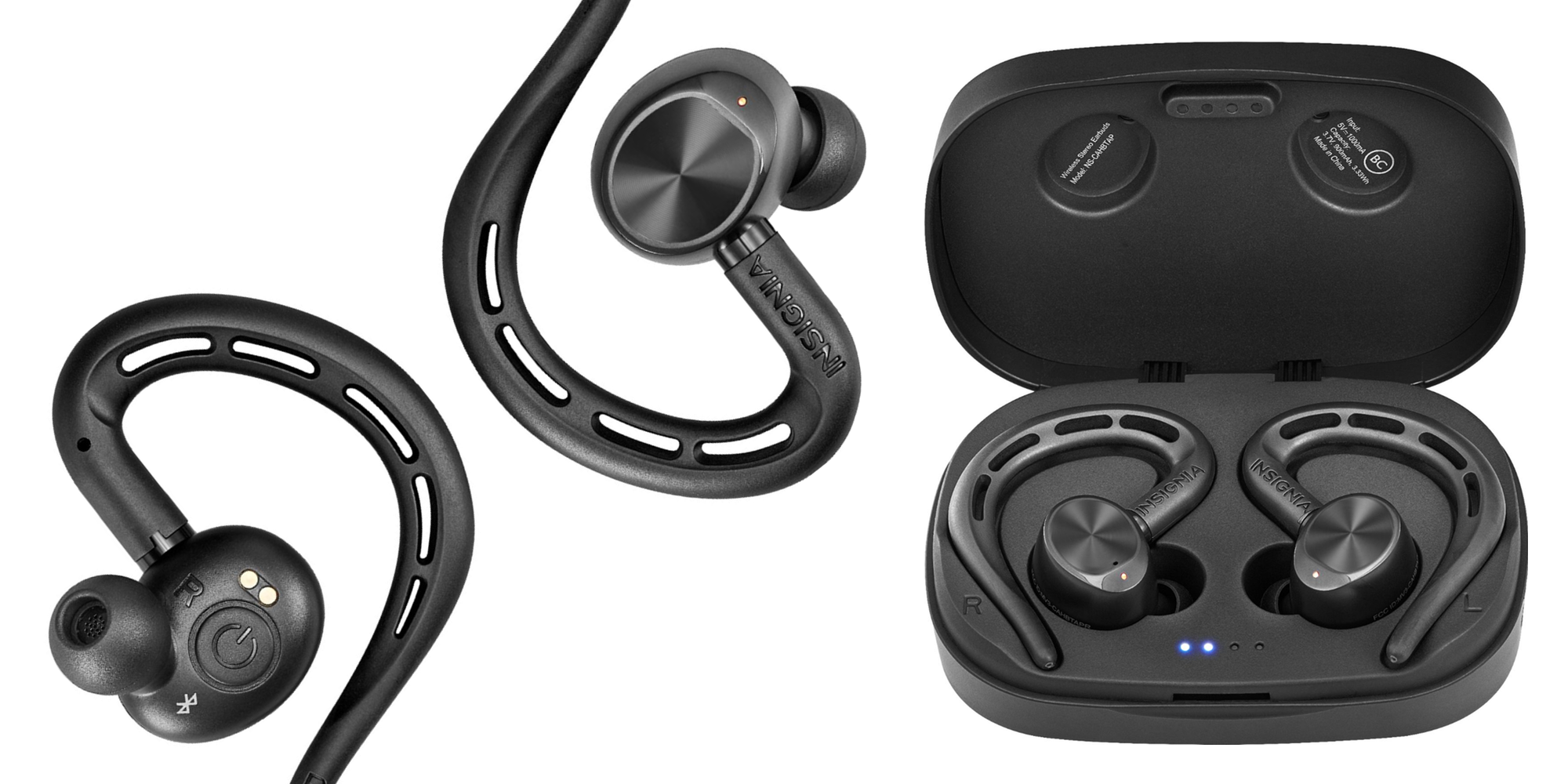 3129e39e71a Insignia True Wireless Bluetooth Earbuds get first price drop to $100 ($30  off) - 9to5Toys