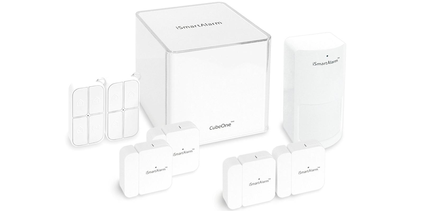 iSmartAlarm's Eight-Piece Security System down to Amazon