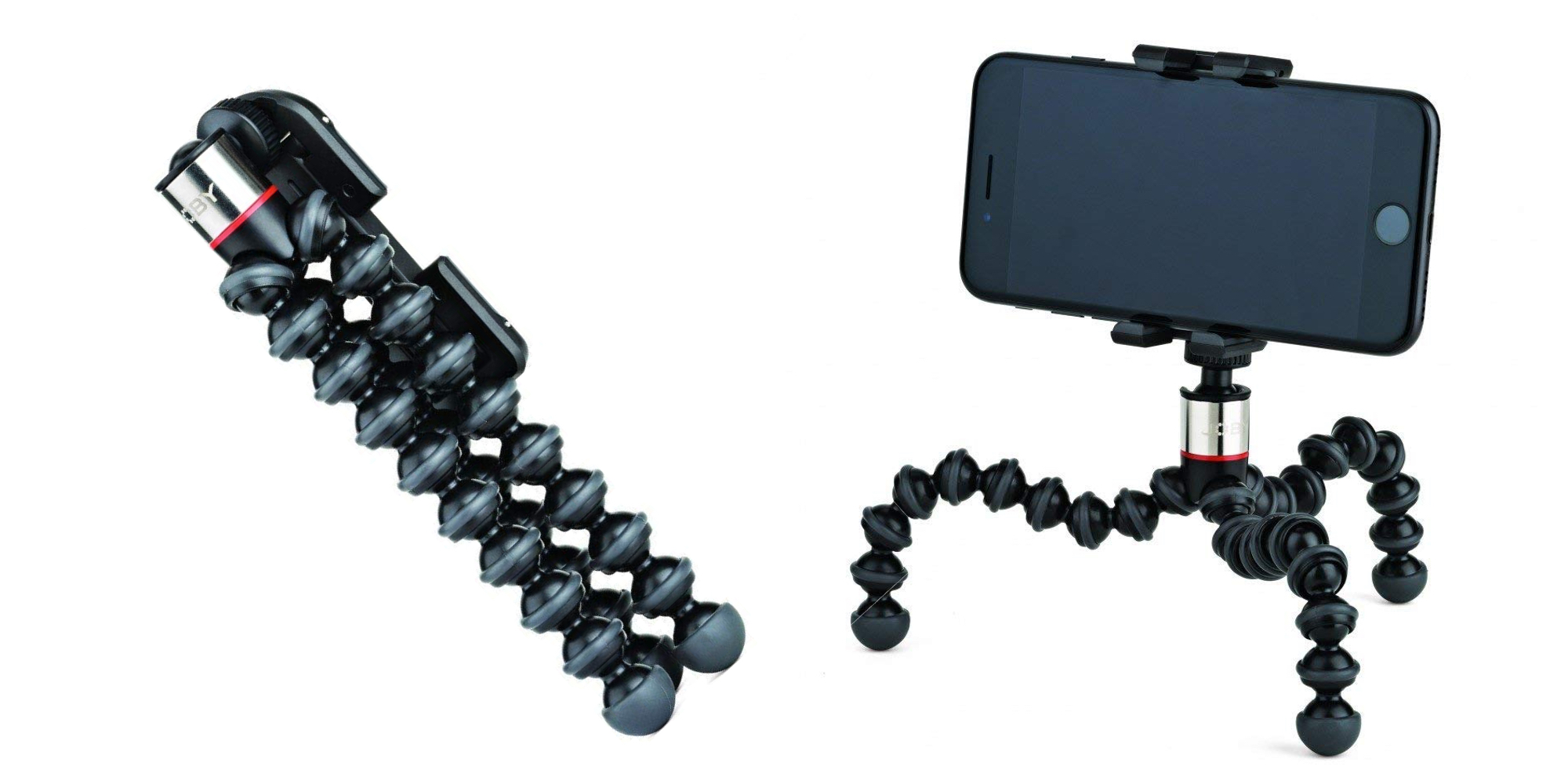 Take your iPhoneography next level w/ Joby's $25 GripTight ONE GorillaPod (20% off)