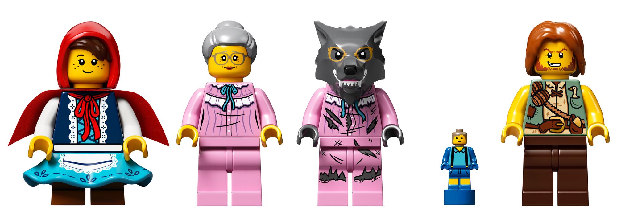 LEGO Pop-Up Book Minifigures