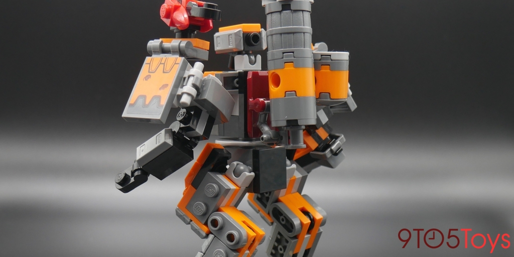 LEGO Overwatch Bastion Cannon