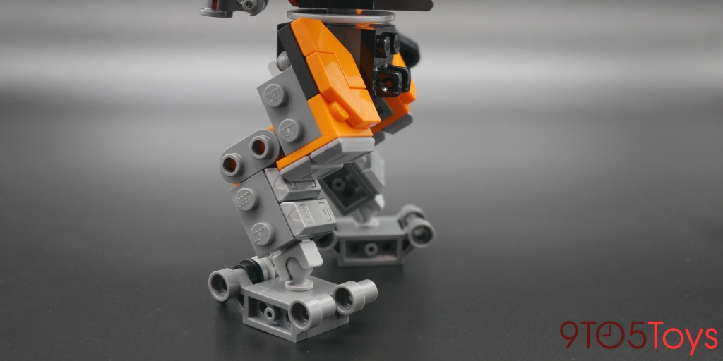 LEGO Overwatch Bastion Leg