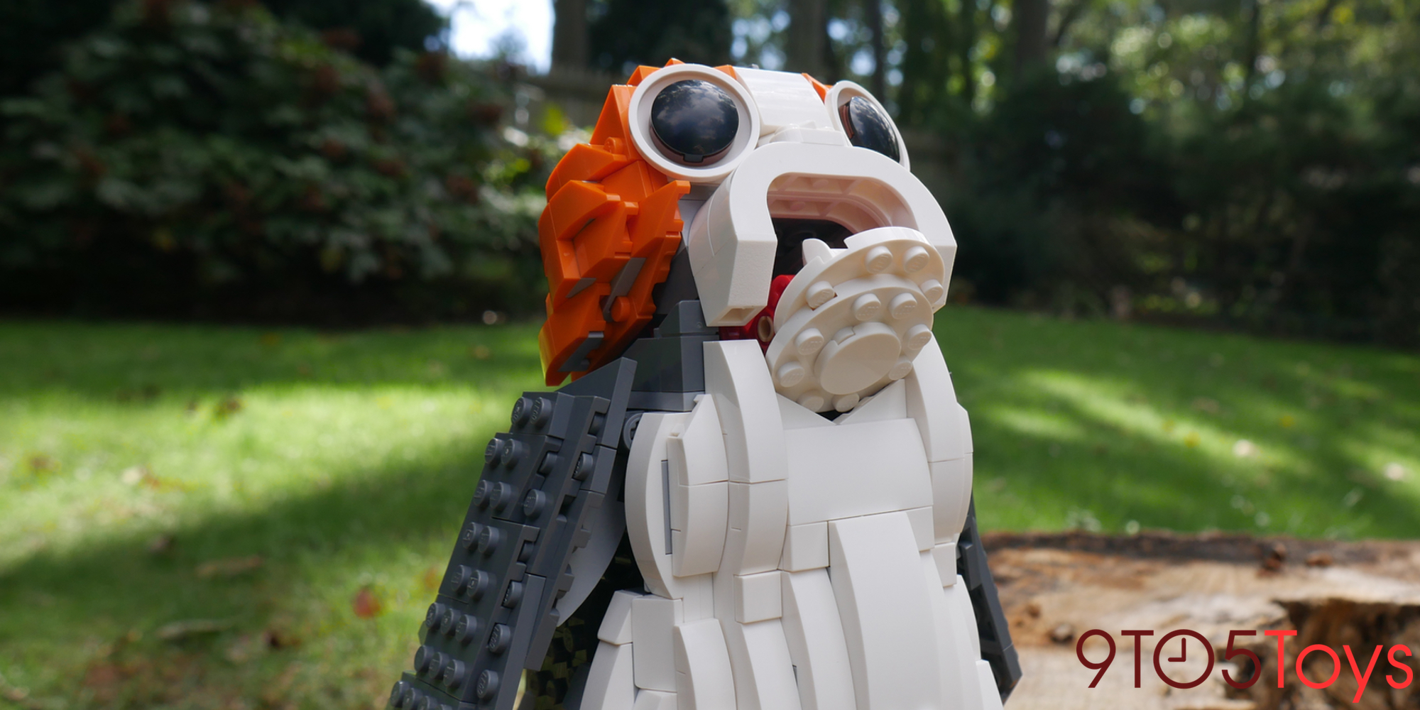 Review: LEGO's life-size Porg is one of the cutest kits yet & a must-have for Star Wars fans