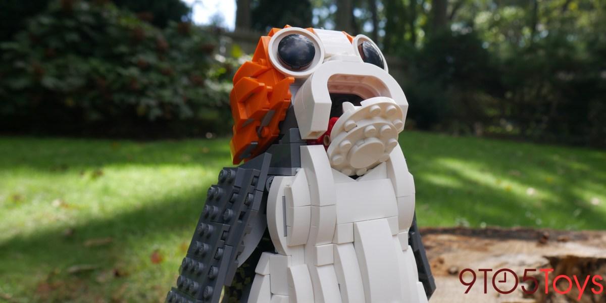 LEGO Porg Review