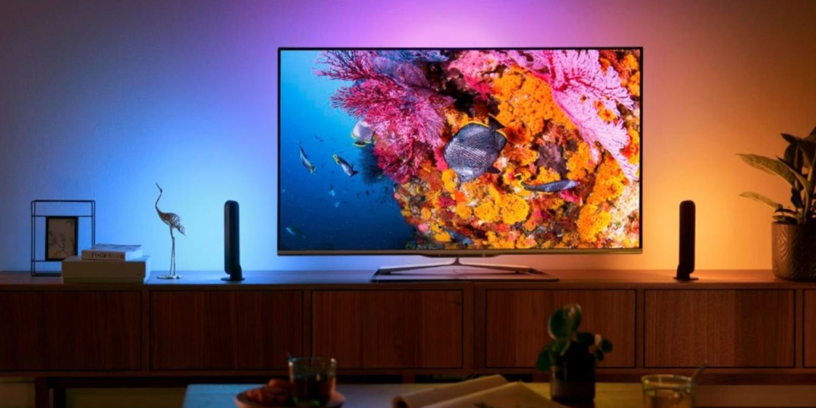 Buy a Philips Hue Play for $130 or Light Strip Plus bundle