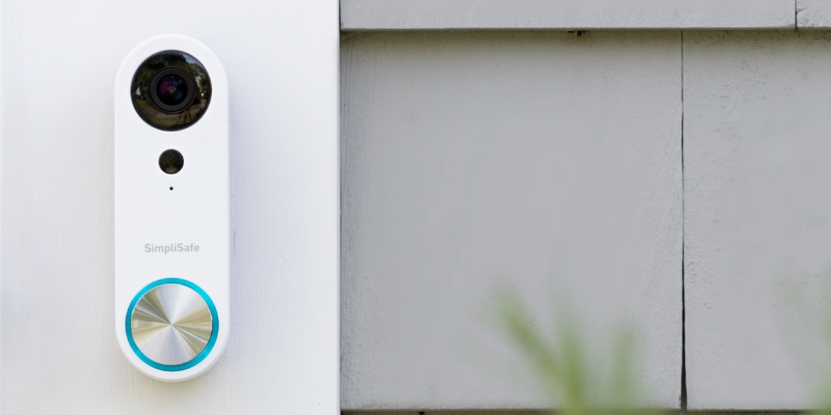 SimpliSafe Video Doorbell Pro