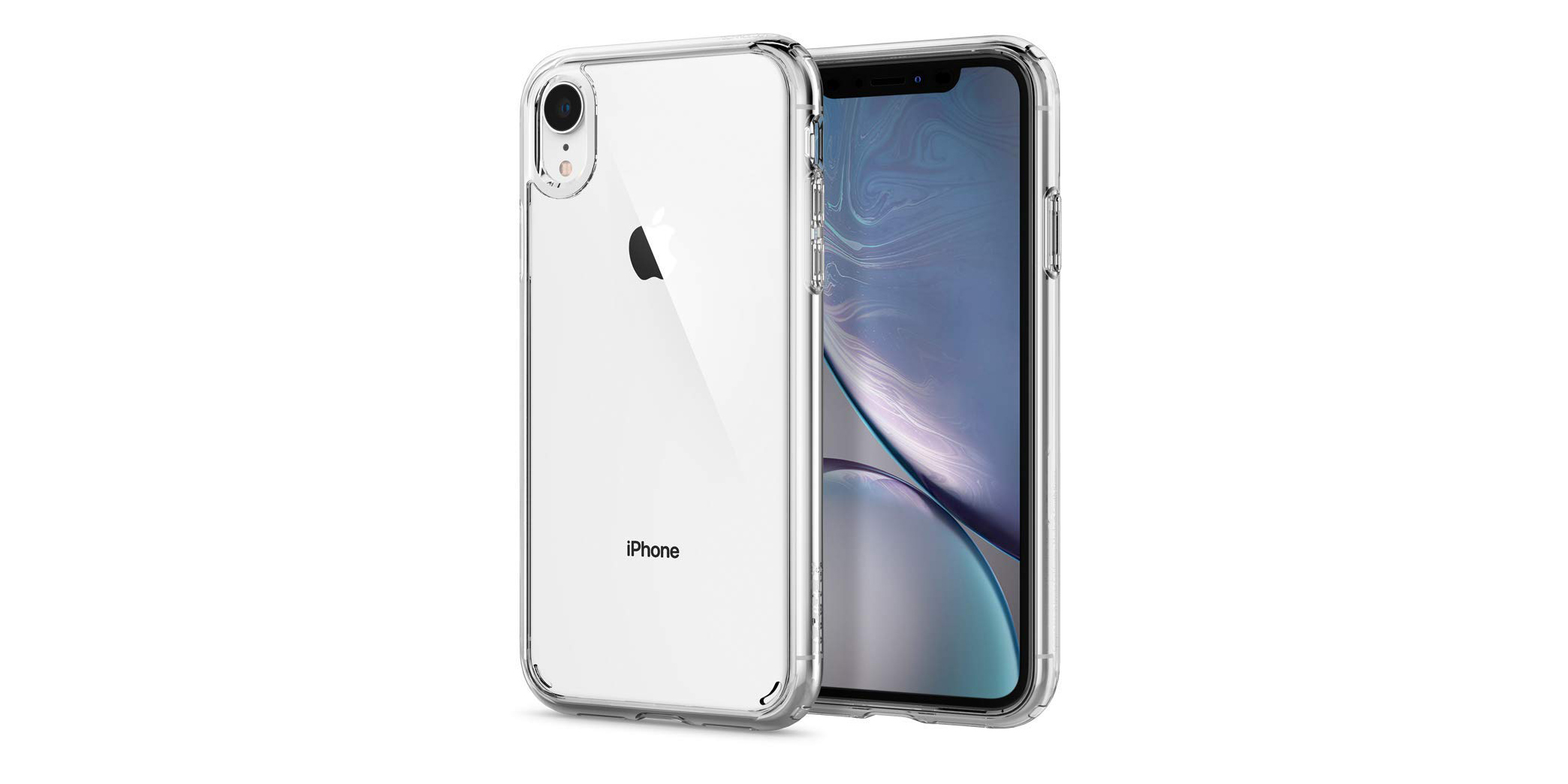 Spigen iPhone XR Clear Case
