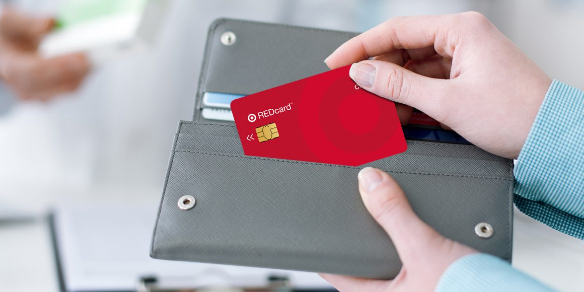 Target RedCard Debit and Credit Card
