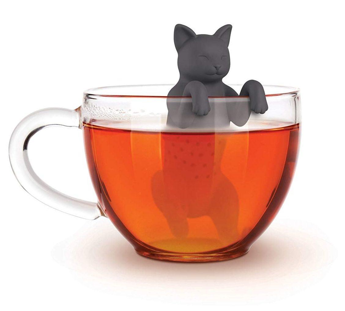 purrtea cat tea infuser