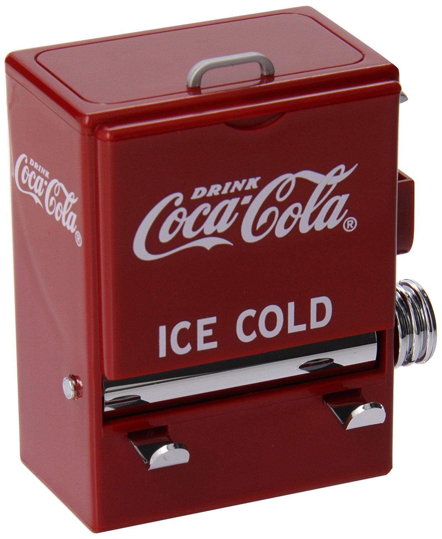 coca cola toothpick dispenser