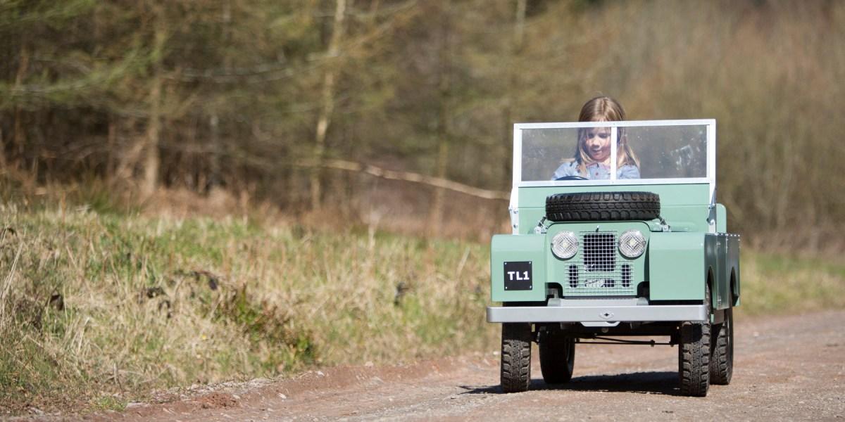 Toy Lander announces Land Rover 1