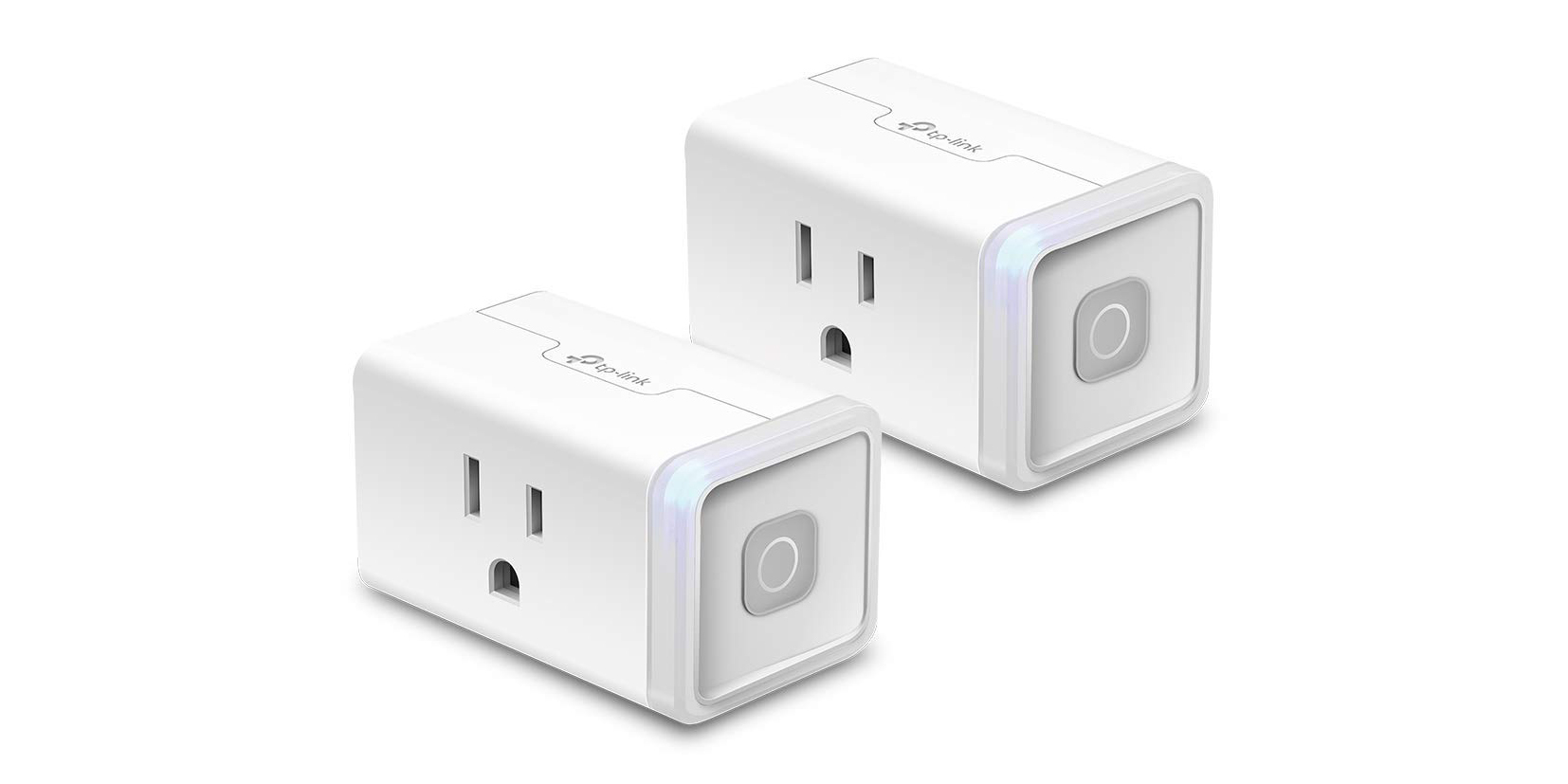 Enter the smart home world for $30 w/ a 2-pack of TP-Link Smart Plugs (25% off)