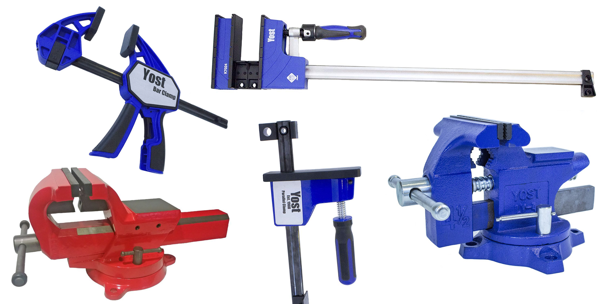 Save up to 25% on a new Yost clamp or vice from $14 Prime shipped in today's Gold Box