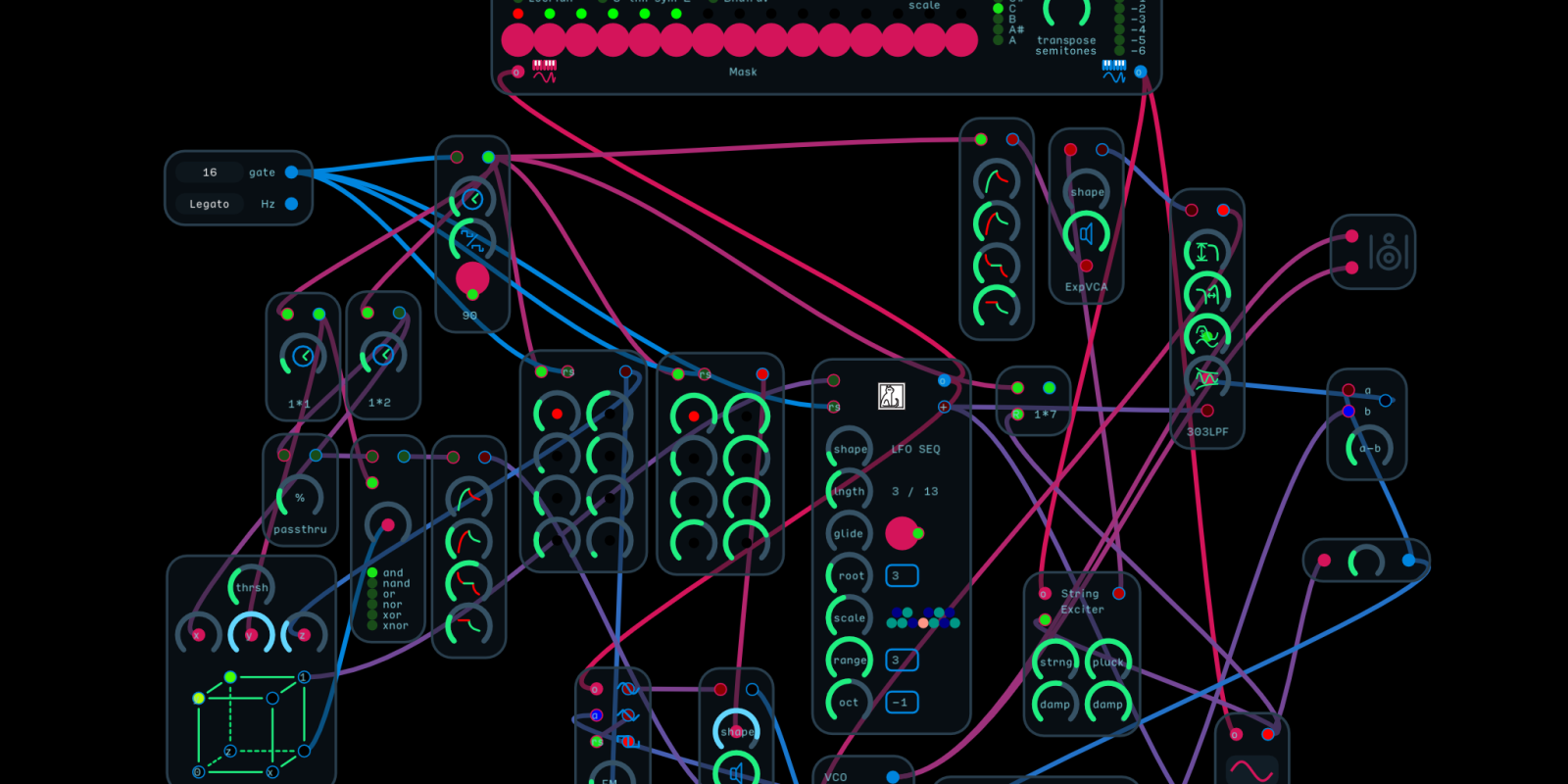 Build your own synths & sounds in Audulus for iOS, now matching low at $10 (Reg. $20)