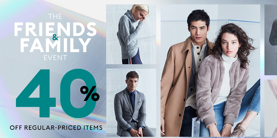 The Banana Republic Friends and Family Sale is live with 40% off new arrivals for fall