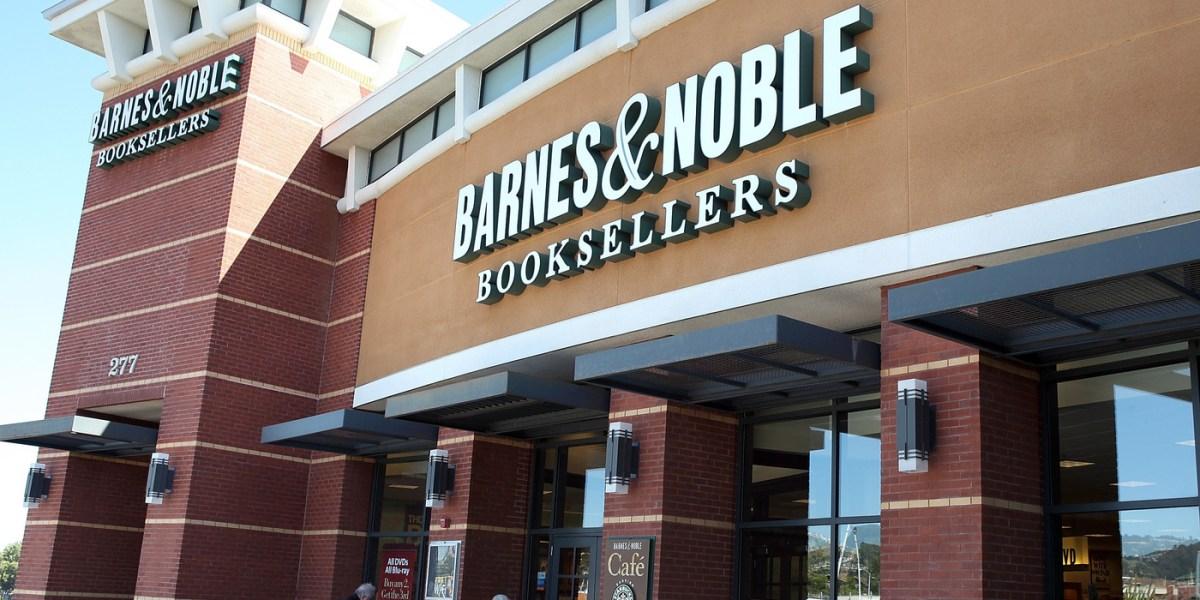 Barnes & Noble Black Friday