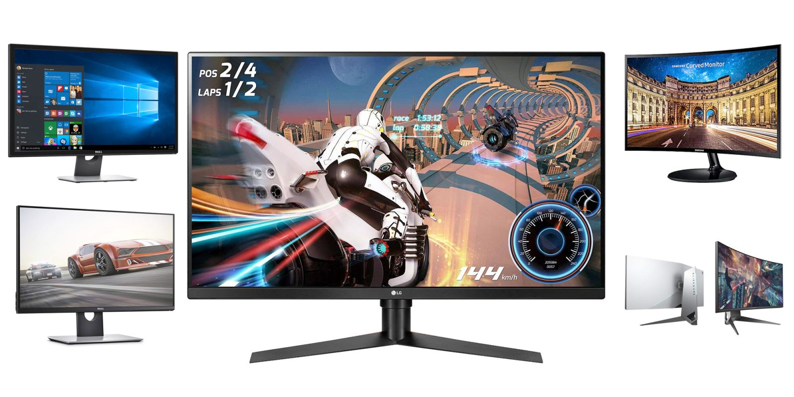 "1440P 144Hz Monitor black friday monitor deals: lg 32"" 1440p 144hz $299"