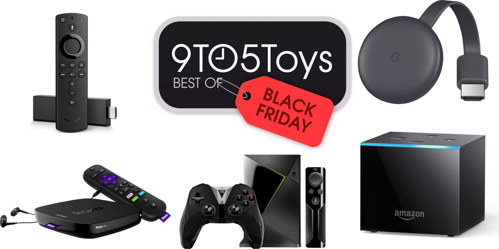 88854477bdd The best Black Friday streaming media players deals - 9to5Toys