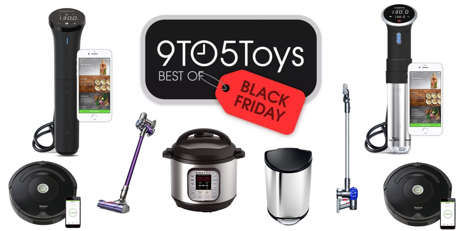 Best Of Black Friday 2018 Home Goods Anova Instant Pot Dyson