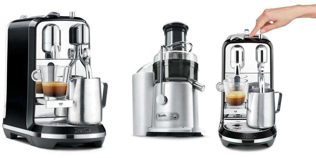 Breville kitchen gear hits all-time low at Amazon from $94 ...