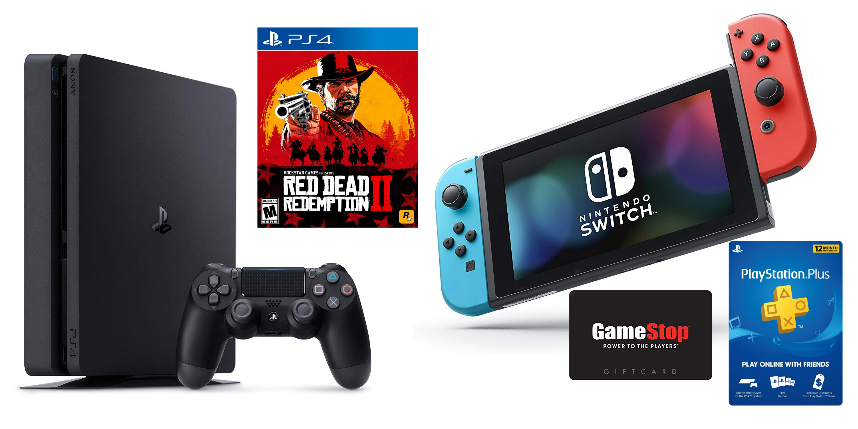 Cyber Monday Game Deals Now Live Ps4 Nintendo Switch Xbox One
