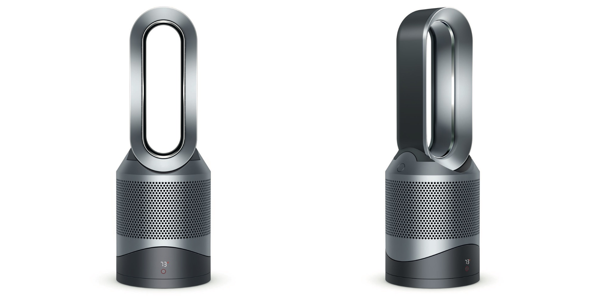 Dyson's Pure Hot + Cool 3-in-1 cleans the air, heats, and is your biggest fan: $170 (Refurb, Orig. $600)